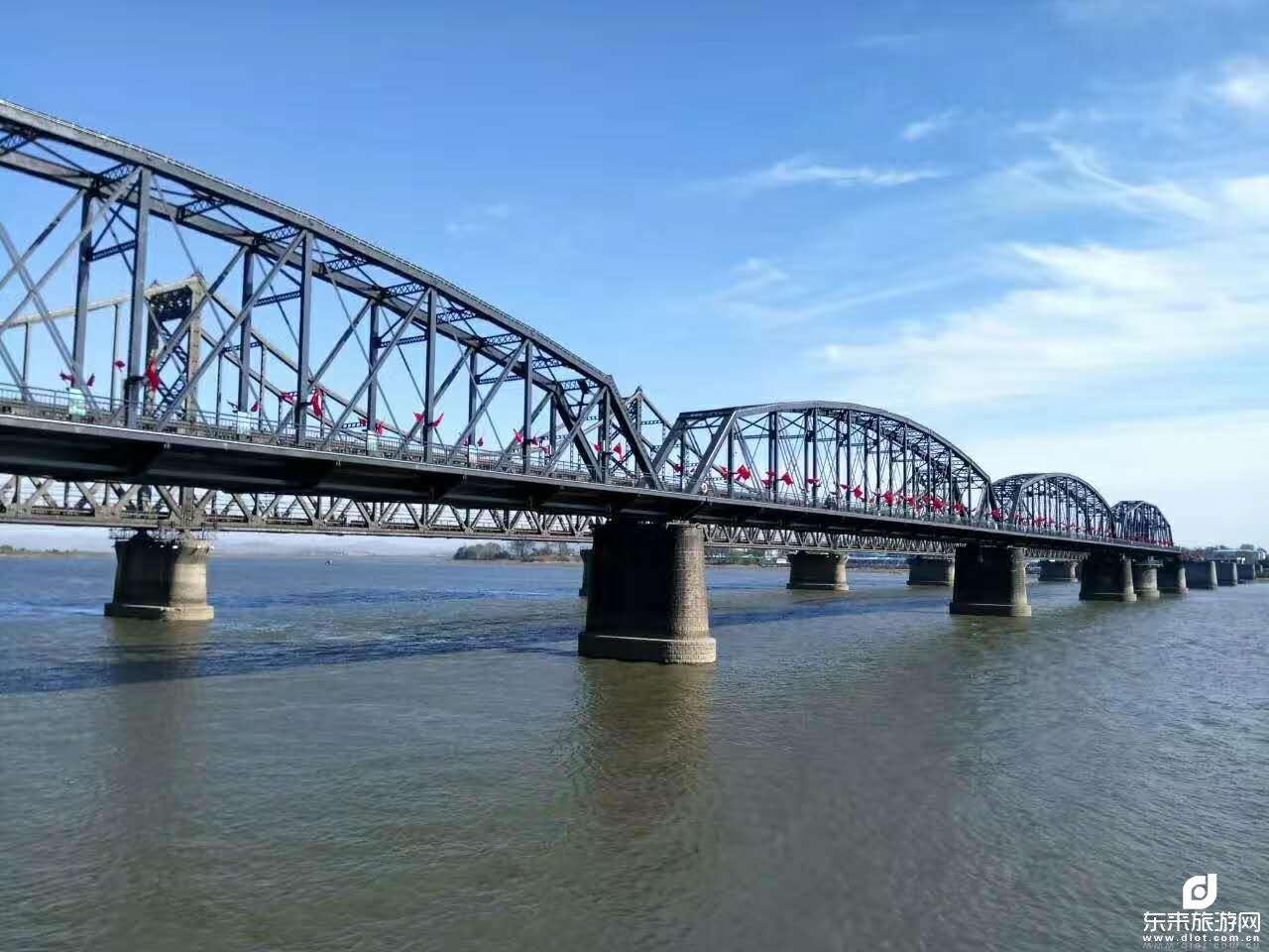 鸭绿江断桥景区