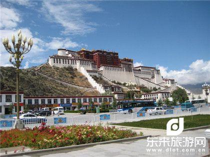 【峰花雪月】西藏全景纯玩4飞8日游