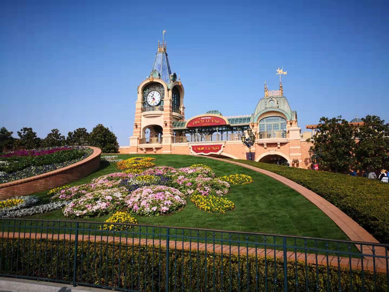 【Disney1日Free】上海迪士尼乐园(一次入园)纵享半自助2飞3日游