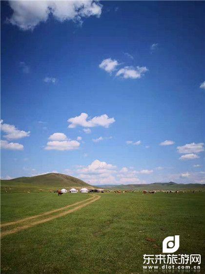 双卧6日呼伦贝尔+莫日格勒+额尔古纳湿地+满洲里+186彩带河+骑马+室韦+呼伦湖(0自费0购物)