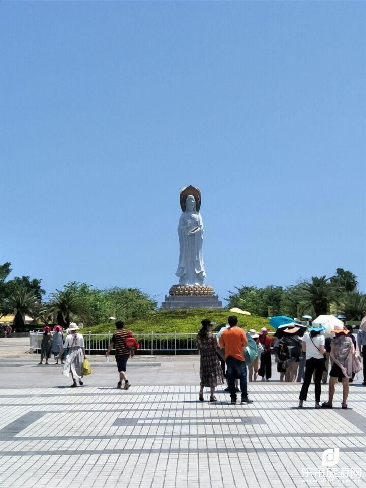 【品玩海南】漫游蜈支洲岛、祈福南山福寿文化区、升级120平海景套房6日纯玩之旅